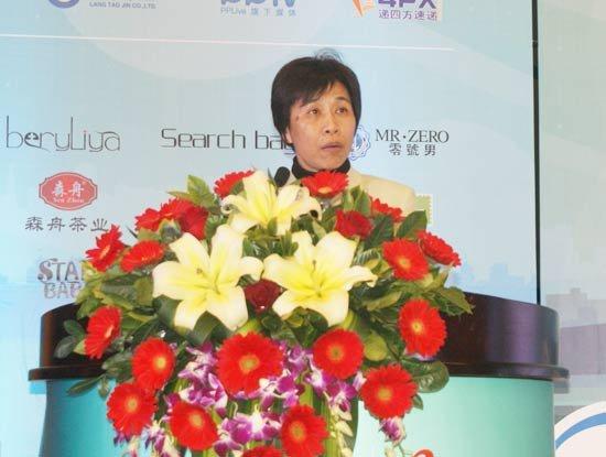 厦门副市长黄菱:网络零售扩大了零售渠道
