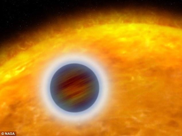 这颗系外行星自带防晒层:可挡紫外线