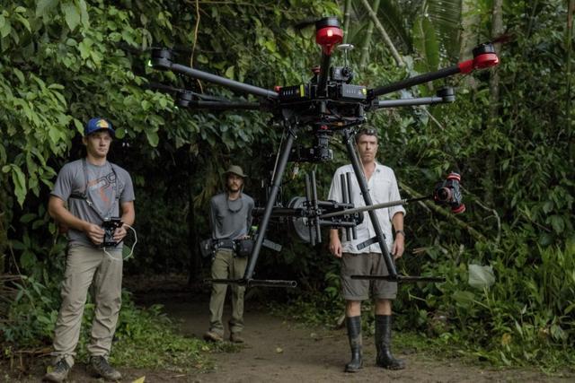 用VR拍摄亚马逊丛林的纪录片,是个不错的点子