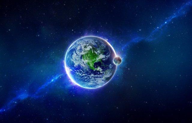 科学家否定地球是宇宙中心的怪异新理论