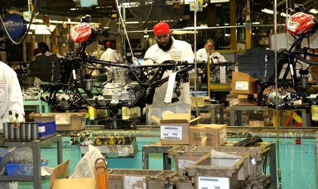 美国生产效率正不断下滑?