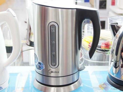 美的20S02E电水壶售478元 磨砂大气外观