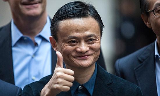 马云:很希望蚂蚁金服能在香港上市 没想过让阿里从美股退市