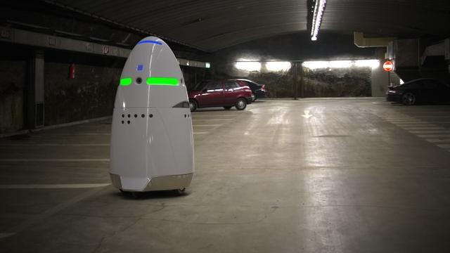 硅谷出现了机械战警 可预测犯罪活动