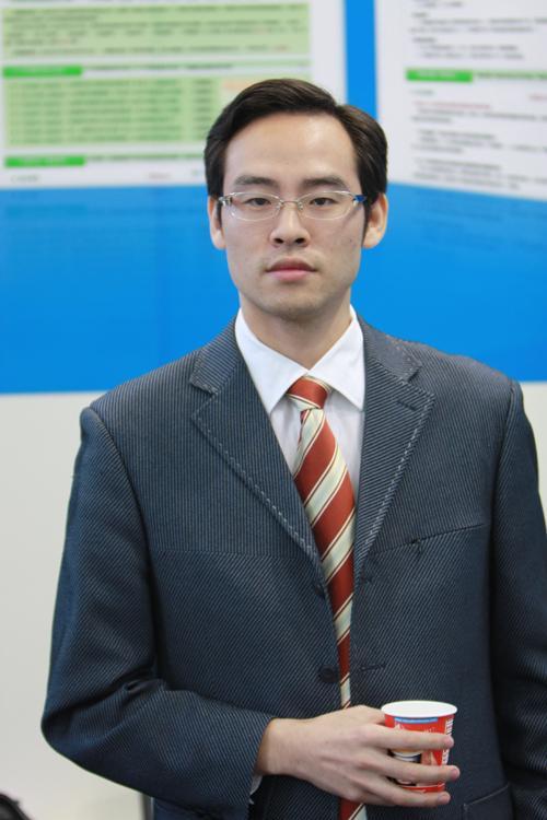 2014腾讯网媒峰会嘉宾:腾讯科技主编龙兵华