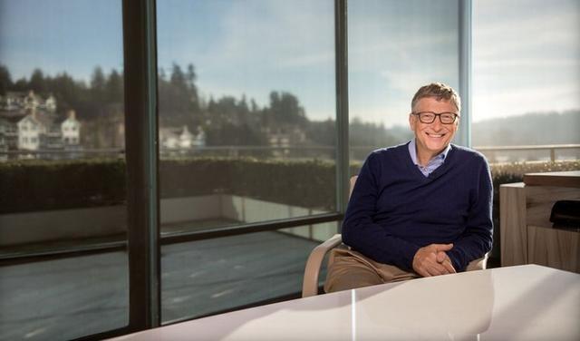 盖茨自称在微软开发神秘项目 可记住人生一切