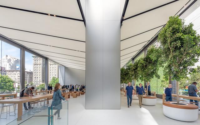 苹果零售店逐个改头换面,它要的社区感到底能用来干嘛?
