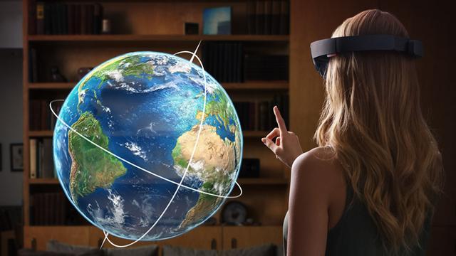 MR对决VR:有了现实中的全息图像 谁还想要虚拟现实?