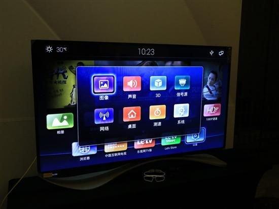 乐视今日开售超级电视 股价涨停