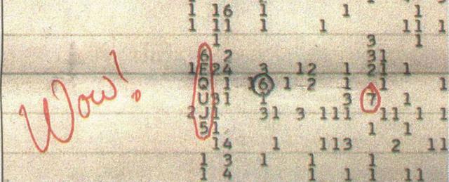 科学家或解开了40年前外星人信号之谜!