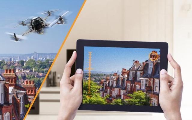 未来看房购房新手段:无人机、VR和大数据