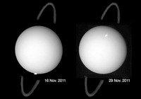 你知道NASA哈勃望远镜瞥见天王星 ...