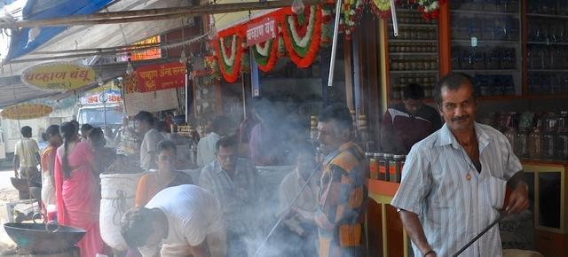 用废弃笔记本电池点亮印度的大街小巷