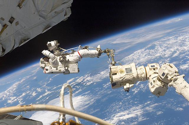 俄科学家发现人类在太空中的疼痛敏感降低