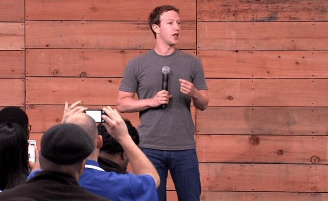 扎克伯格:我们为何要研究人工智能和虚拟现实
