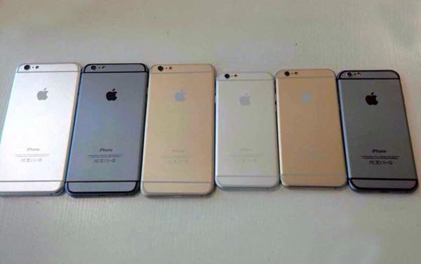 运营商再曝iPhone 6:分Air和Pro版 5288元起