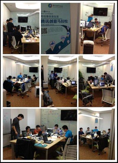 深圳赛区也开放给了对编程特别感兴趣的中学生们的观摩