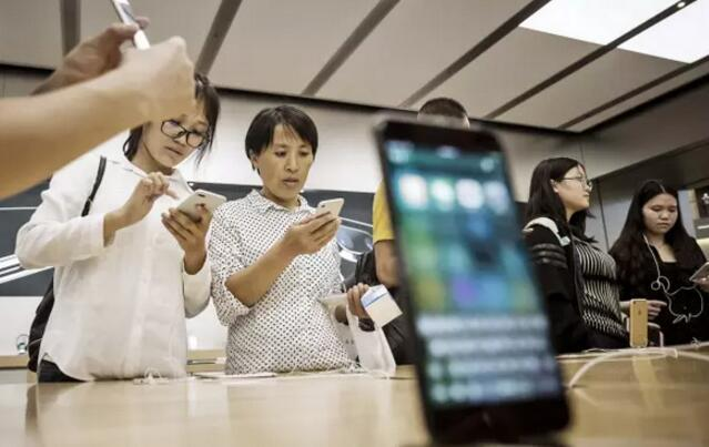 金融时报:中国在科技领域已超西方 离开中国犹如回到过去