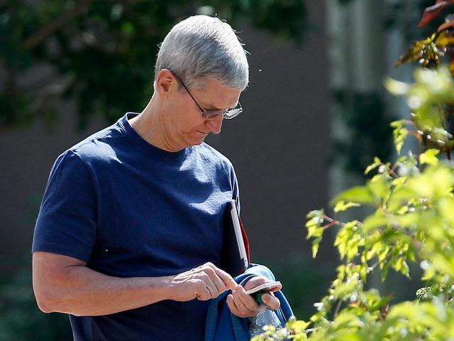 苹果CEO库克罕见披露他一整天的智能家居私生活