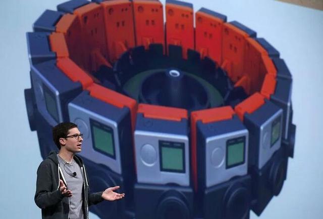 谷歌组建虚拟现实部门 CEO关键助手负责