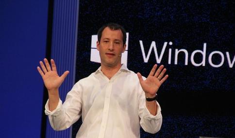 微软Windows部门高管勒布隆德离职