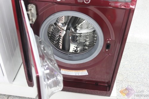最具情趣一览洗衣机居室时尚完美搭配_科技_祥图带糸内元素讨片图片