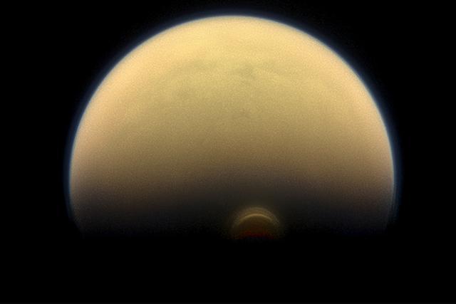 NASA专家发现土卫六南极比预期要冷得多
