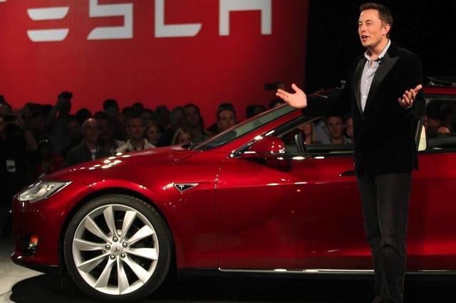 特斯拉将在五六年内推出无人驾驶汽车