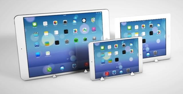 不只有iPhone,iPad可能也要大屏化