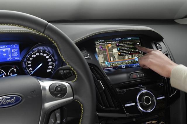福特抛弃微软车载娱乐系统 转投苹果
