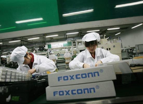 500万台iPhone5返工疑云:鸿海否认 富士康不评论