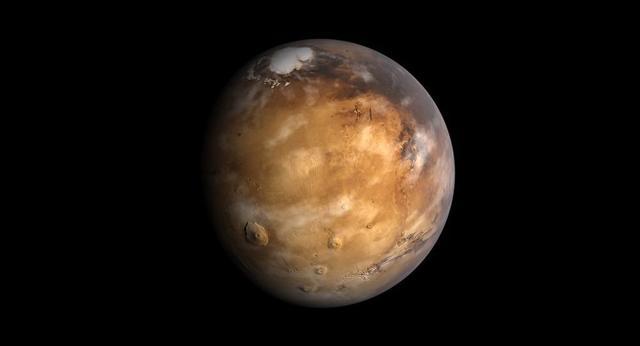 阿联酋准备在100年时间内在火星上建造城市并送人上去