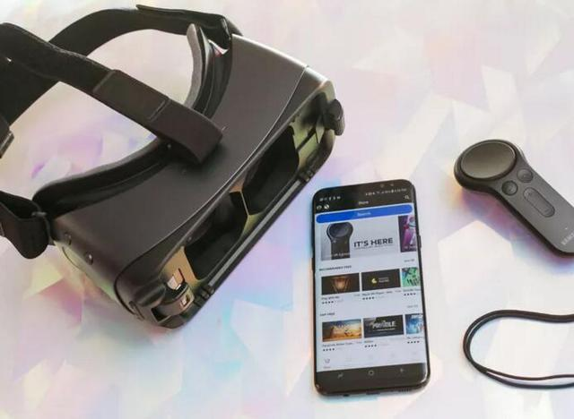 所有移动VR产品中,也就只有它值得购买