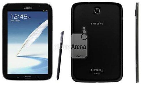 黑色版三星Galaxy Note 8.0曝光