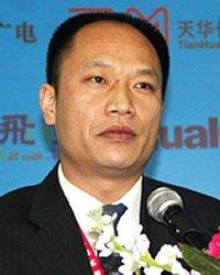 华录数字网络副总经理凌冰朔