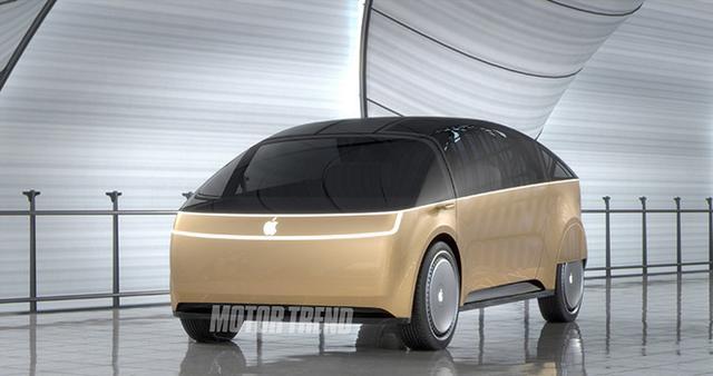 苹果致函交通安全局  有意进行自动驾驶汽车测试