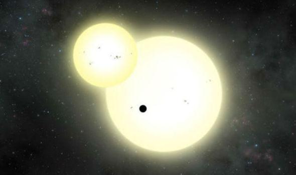 NASA公布最新双联星行星 其卫星或拥有生命