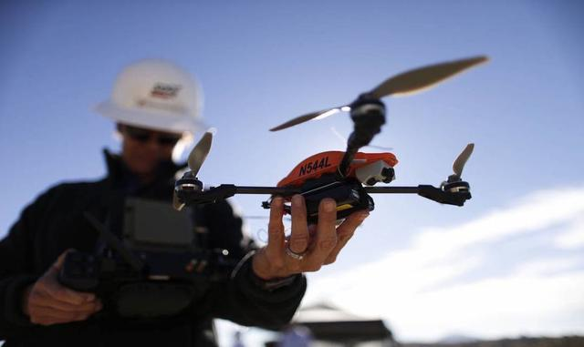 美国无人机商用新规出台了,还是不能送货用