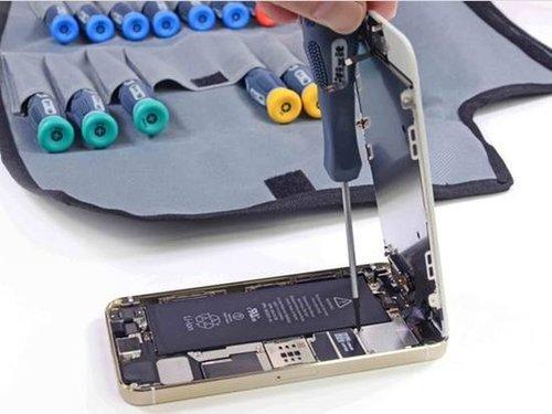 64GB版金色iPhone 5s拆解 维修成本提升