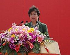 家电协会理事长姜风发言
