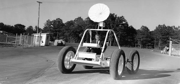 这辆NASA月球车将拍卖 不过它并没去过月球