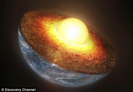 科学家研究发现地核自传速率比预期慢100倍