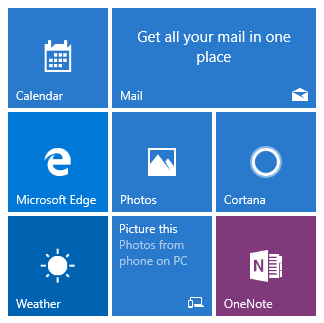 "Windows""开始""菜单的发展历史"