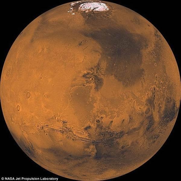 火星曾有大量磷钙矿暗示该星球潮湿潜在生命