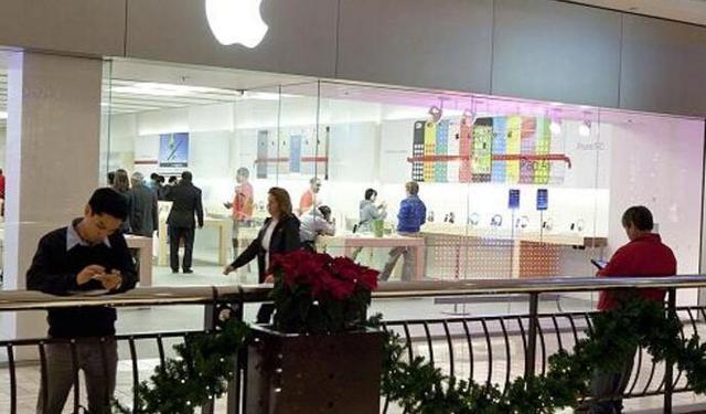 快到圣诞节居然缺货 三星和苹果考验用户