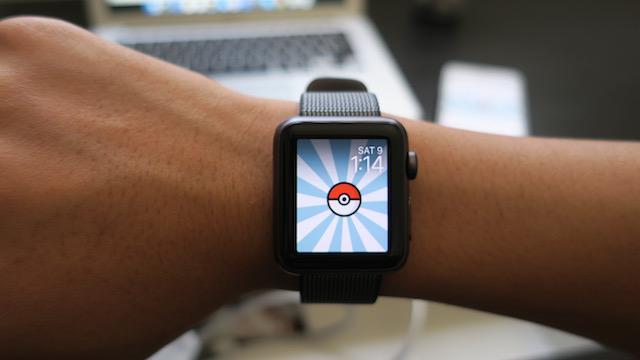 Pokemon Go难以成为Apple Watch的杀手级应用