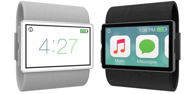 苹果iWatch至少配10种传感器 屏幕尺寸不一