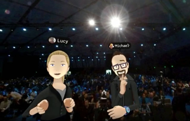 Facebook把洪荒之力都用在VR社交身上了