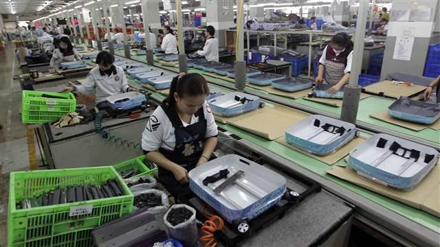 台湾科技业上半年收入跌7% HTC最差 苹果供应商成重灾区