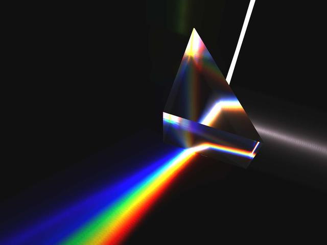 科学家鉴定出彩虹中的第八种色彩